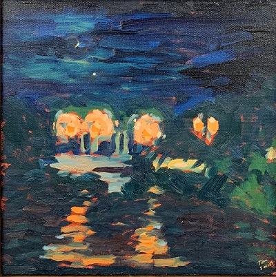 Fox River Nocturne